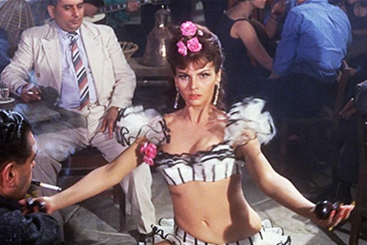 Bond Girl Names - Bonita