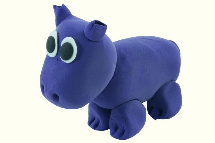 Hippo Craft - Clay Hippo Craft