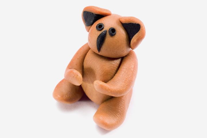 Koala Crafts - Clay Koala Craft