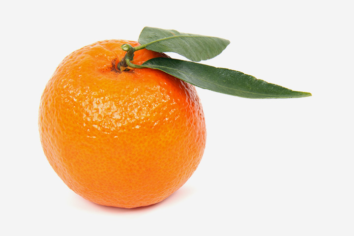 Food Baby Names - Clementine