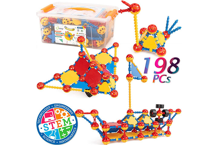Cossy STEM Learning Toy Engineering