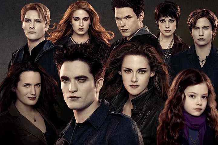 Twilight Baby Name - Cullen
