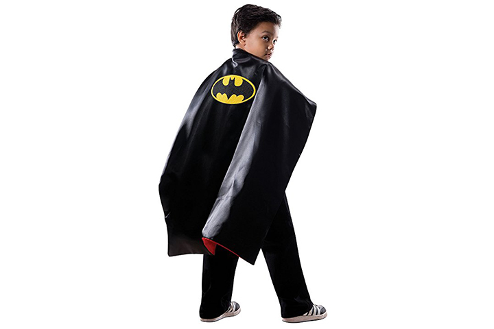 DC Comics Batman Superman Reversible Cape
