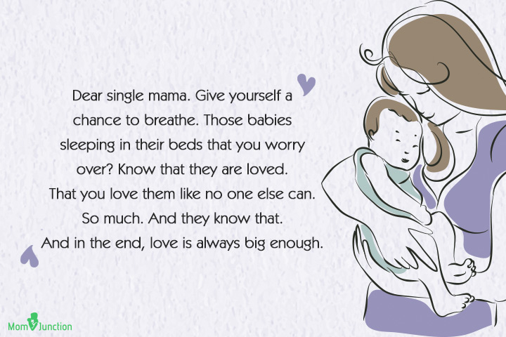 best single moms quotes dear single mama