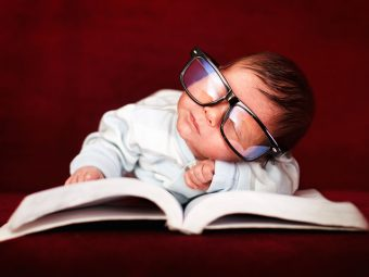9 Definite Signs Your Baby Is A Genius