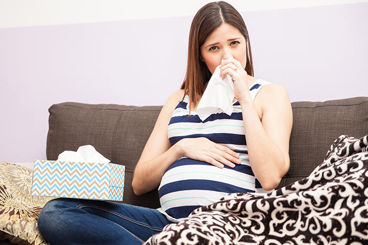 Effective Home Remedies For Treating Cold During Pregnancy