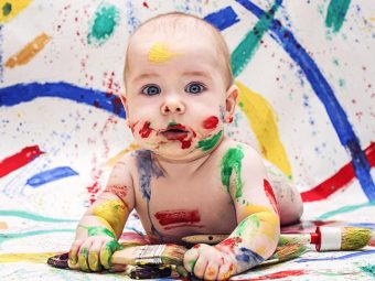 Most Eminent And Creative Baby Names Inspired By Artists