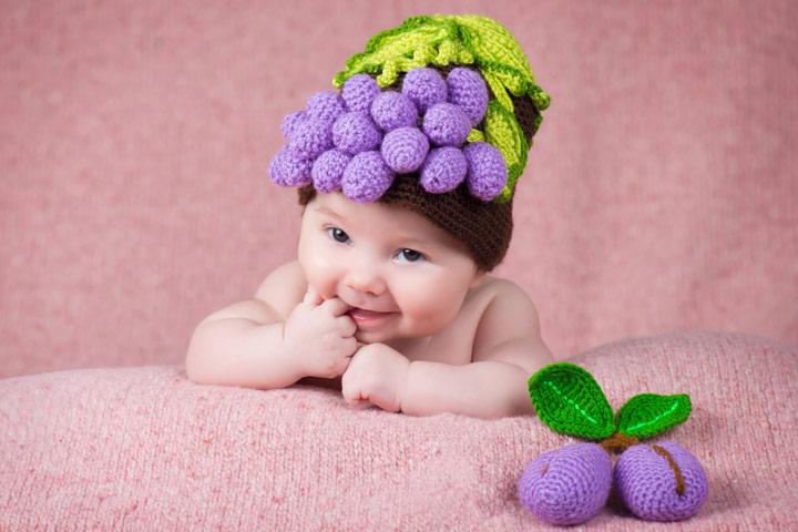 Fruit Inspired Baby Names