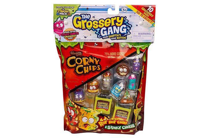 Grossery Gang The Season One Pack