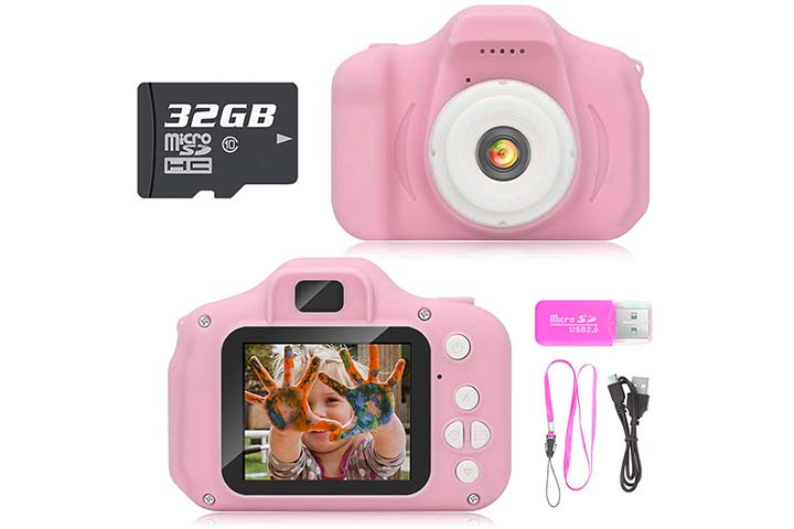 Hachis Choice Gift Kids Camera Toys