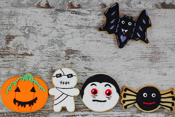 Spider Craft - Halloween Cookie And Cream Spider Craft