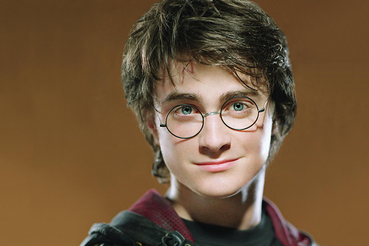 Harry Potter Baby Names - Harry