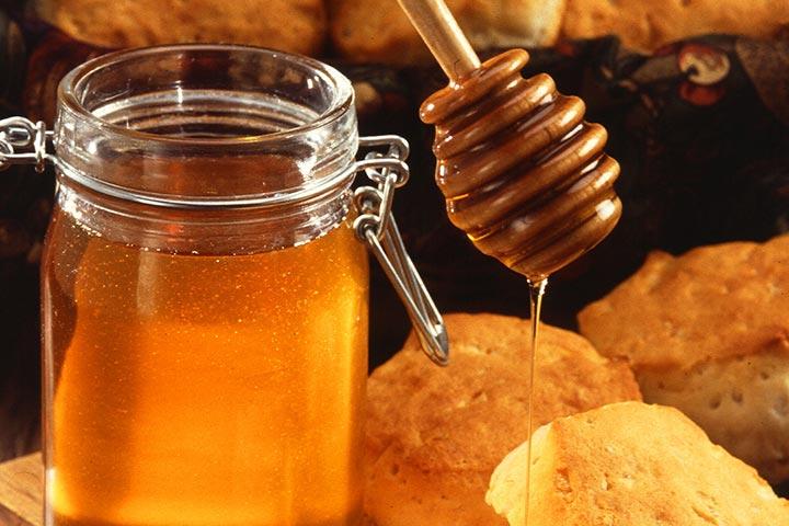 Food Baby Names - Honey