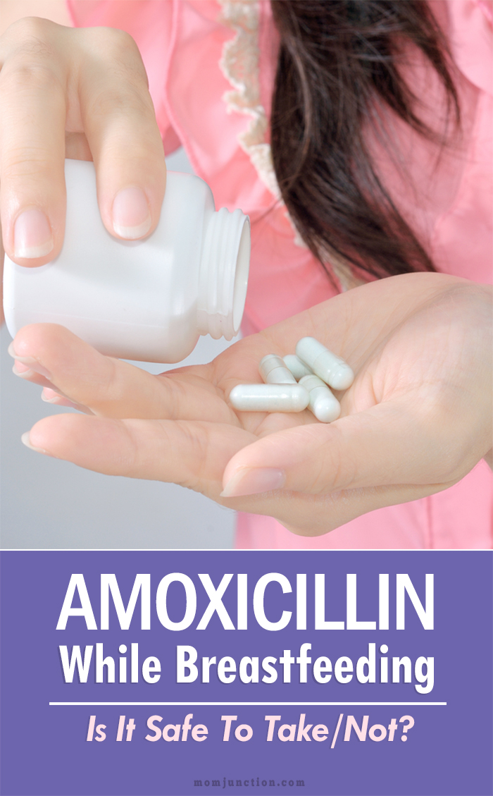 milk and antibiotics amoxicillin