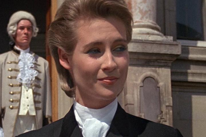 Bond Girl Names - Jenny