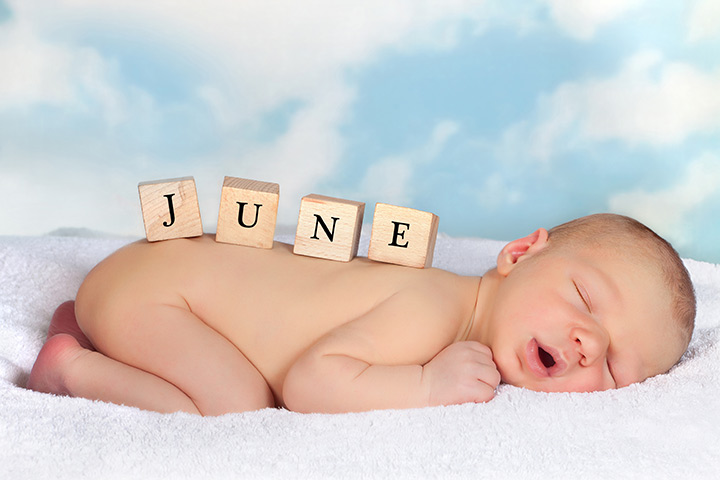21 Adorable June Baby Names For Girls And Boys