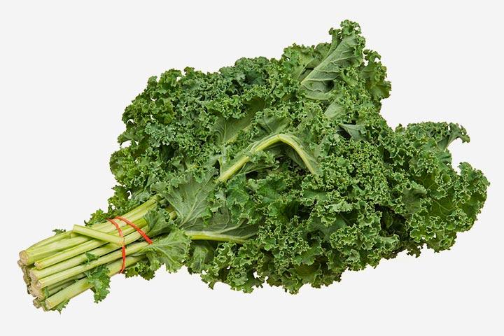 Food Baby Names - Kale