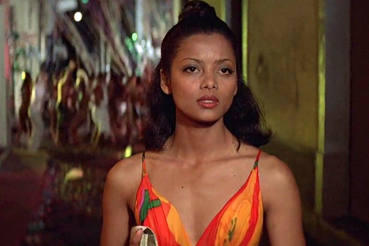 Bond Girl Names - Manuela