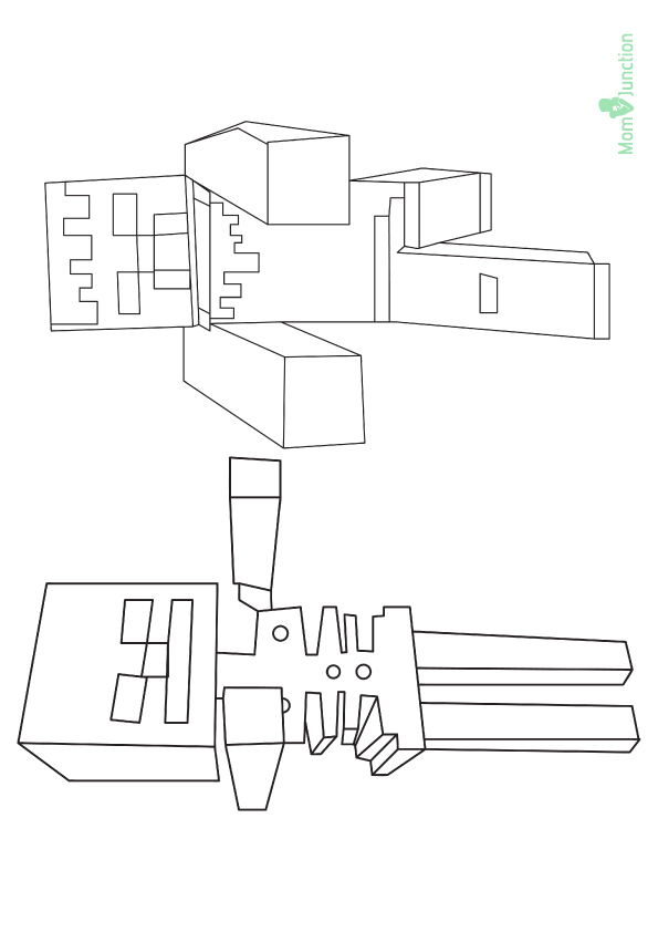 Minecraft-Skelton-16