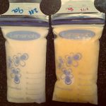 Mom's Pic Of Breast Milk Changing Color Goes Viral