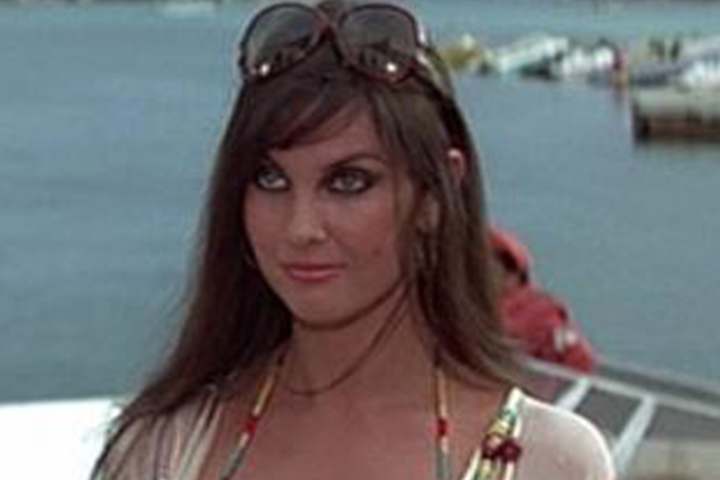 Bond Girl Names - Naomi