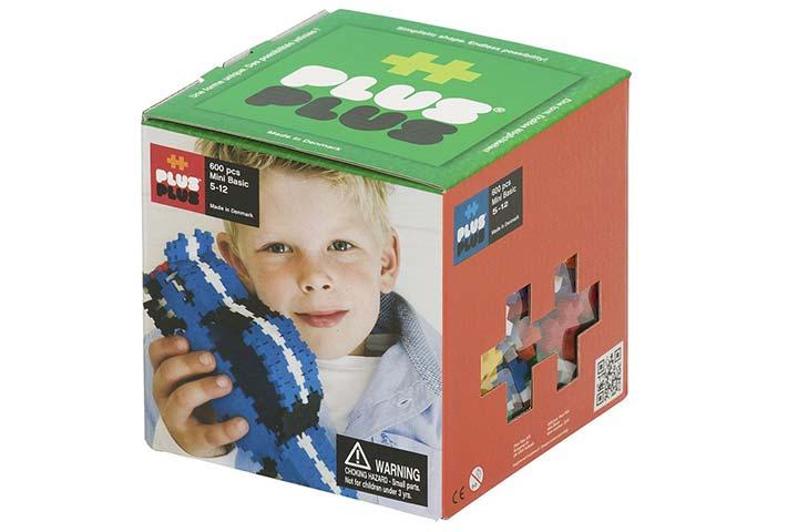 PLUS PLUS Construction Building Toy