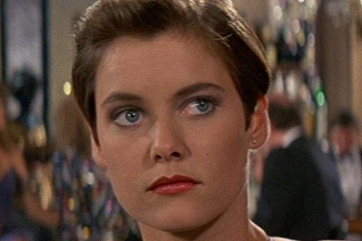 Bond Girl Names - Pam