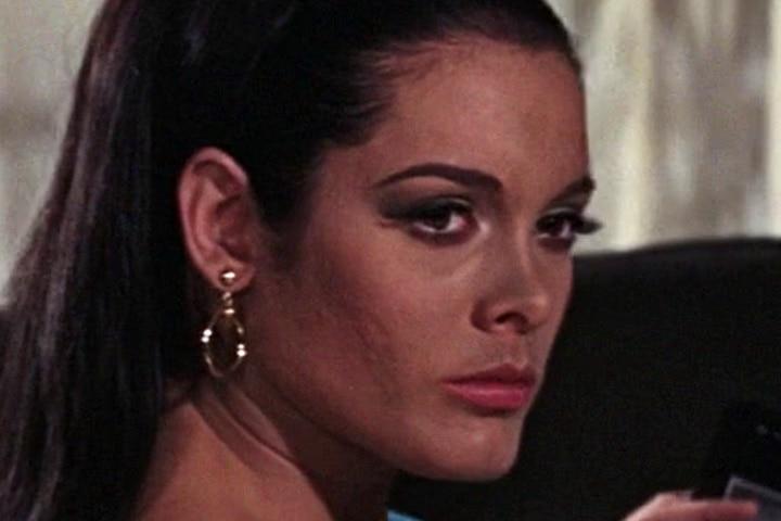 Bond Girl Names - Paula