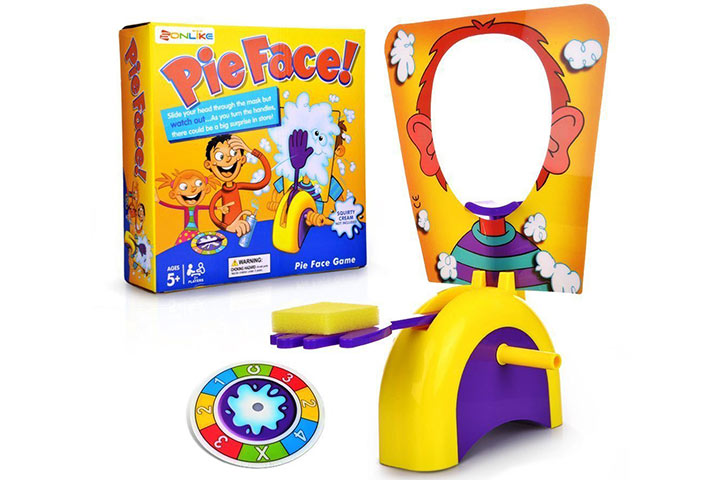 21 perfect gifts for 6 year old boys pie in the face board game solutioingenieria Gallery
