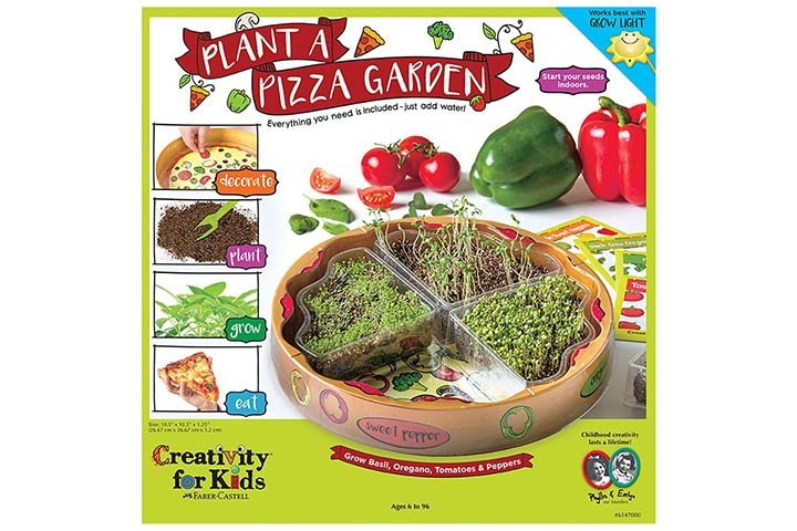 Plant Pizza Garden Kit