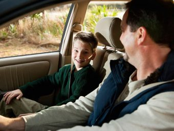 When Can Kids Sit In The Front Seat?