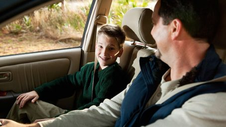 Right Time For Your Kid To Sit In The Front Seat