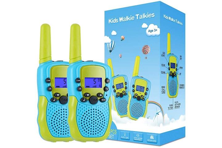 Selieve Walkie Talkies for Kids