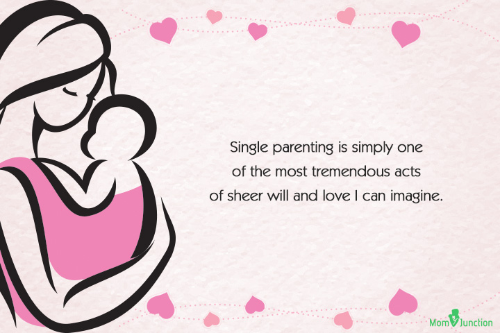 Single Mom Quotes - Single parenting