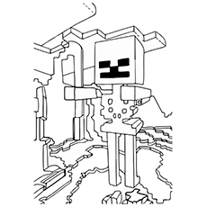 50 awesome printable minecraft coloring pages for toddlers
