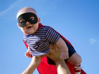15 Popular Superhero Baby Names Perfect For Boys And Girls