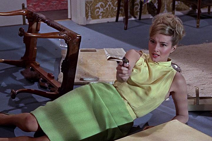 Bond Girl Names - Tatiana