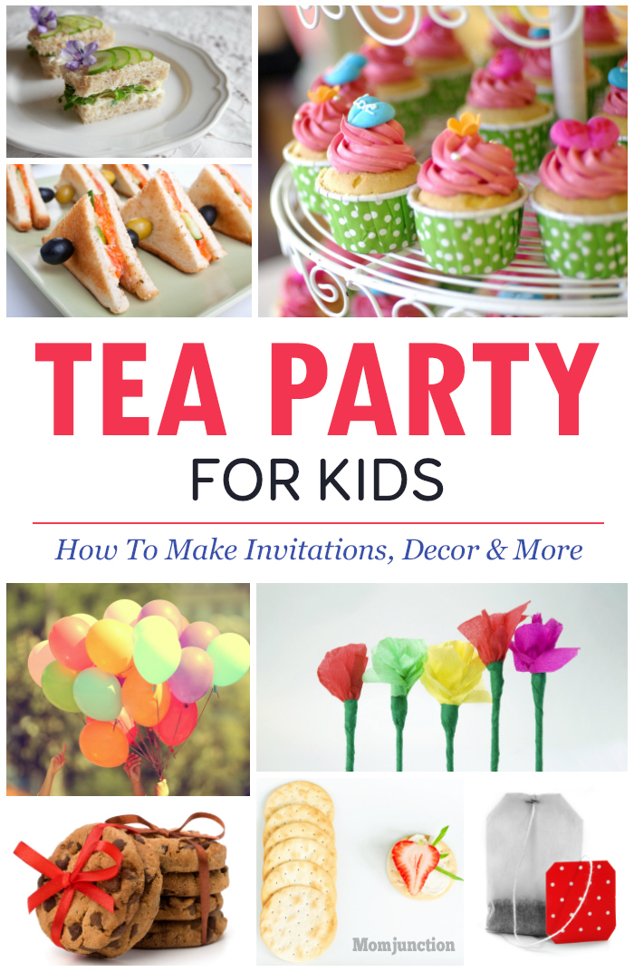 Online Tea Party Invitations is adorable invitations template
