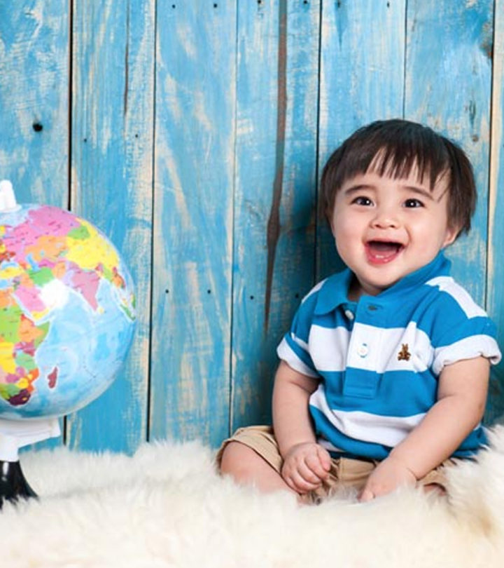 Baby Names From Around The World