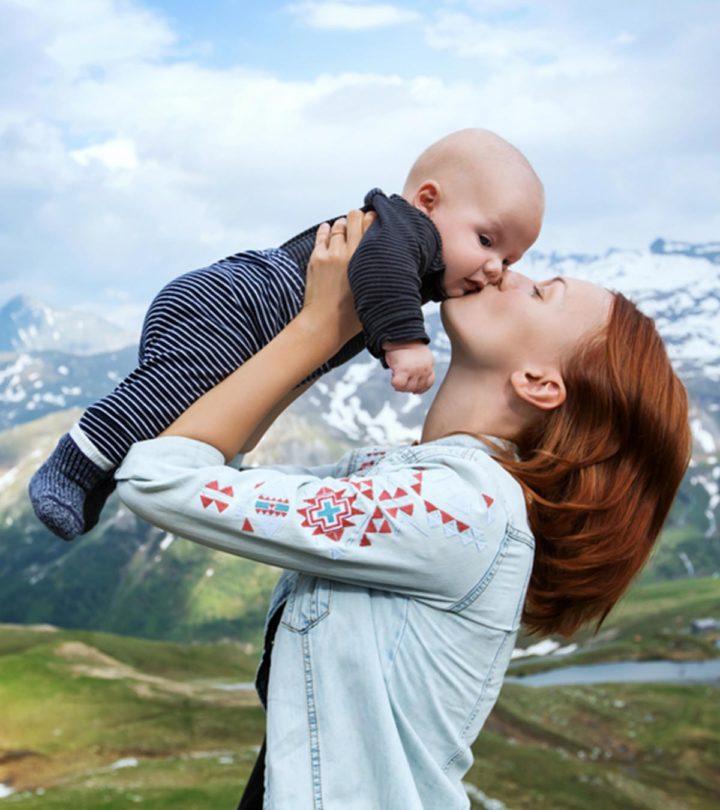 Mountain Baby Names