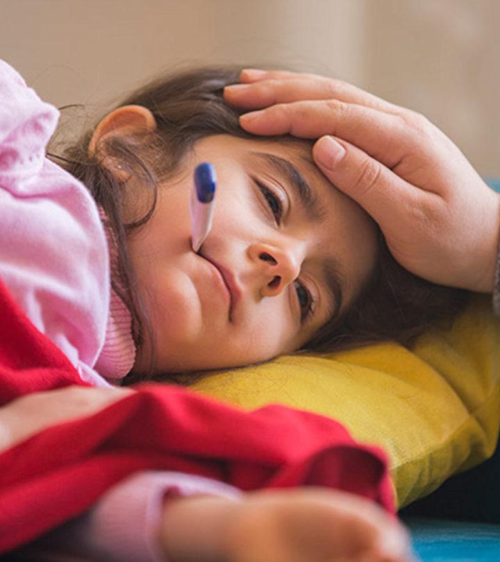 Viral Infection In Children