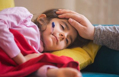 Viral Infection In Children – Causes, Symptoms And Remedies