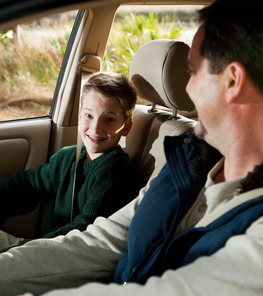 When Can Kids Sit In The Front Seat