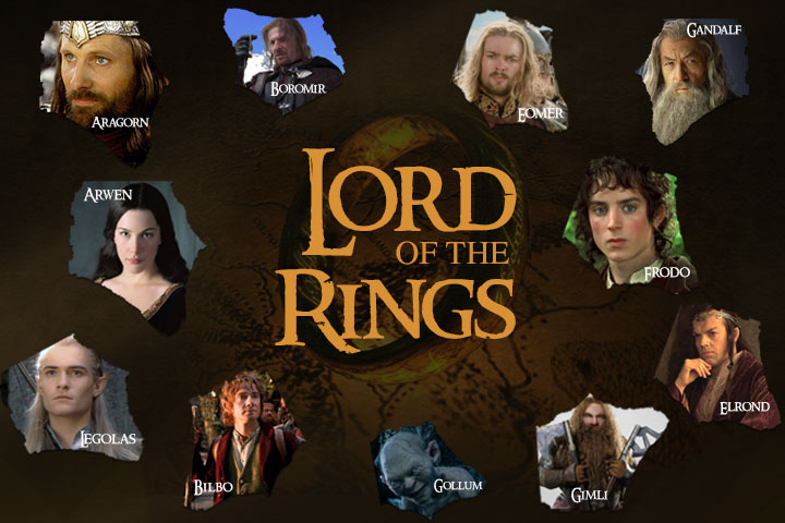 51 lord of the rings baby names