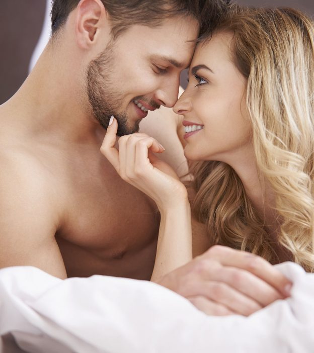 Men love making woman two a and Intimacy Intervention: