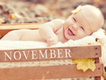 21 Wonderful Names For November Borns
