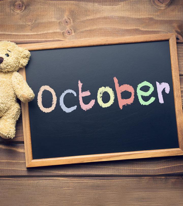 October Baby Names