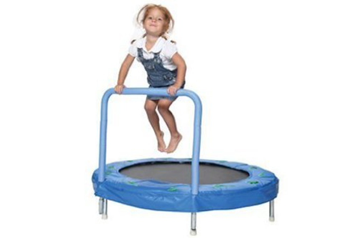 Bazoongi 48-Inch Bouncer Trampoline
