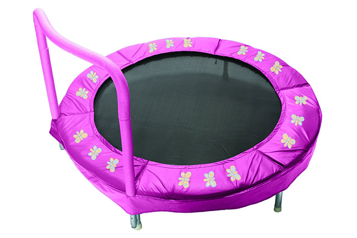 Trampolines For Kids - Bazoongi Bouncer Trampoline