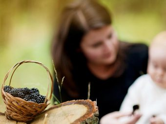 Blackberries For Babies – Are They Safe?